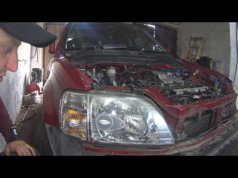 Буксует АКПП Honda cr-v RD1? и Про праворульные фары