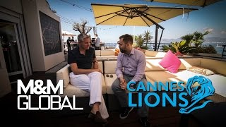 Cannes Lions 2015: Toby Jenner, MediaCom