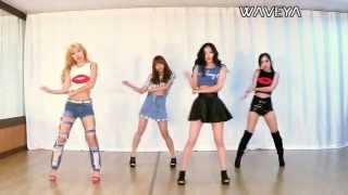 getlinkyoutube.com-Waveya T-ara SUGAR FREE 티아라 슈가프리 cover dance