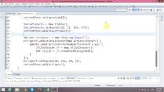 getlinkyoutube.com-Importing Excel in Java Swing Application