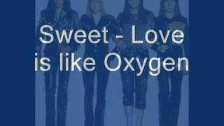 getlinkyoutube.com-The Sweet - Love is like Oxygen