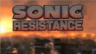 getlinkyoutube.com-Sonic Resistance (fan game) walkthrough