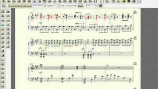 getlinkyoutube.com-「化物語」君の知らない物語「ピアノFULL楽譜・Piano FULL score」