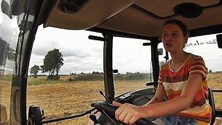 getlinkyoutube.com-II Dziewczyny Na Traktory II Talerzowanie vs Orka 2014 HIT Deutz-Fahr Zetor  IIGoProII