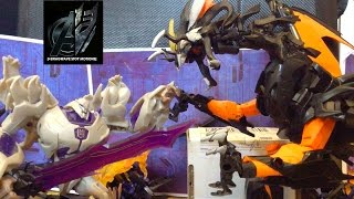 getlinkyoutube.com-Transformers Prime Legacy Ep 22[Season 2 Finale][Megatron vs Predaking] Stop Motion