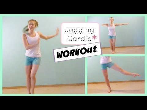 15min Jogging Cardio Workout at Home