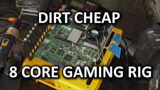 getlinkyoutube.com-Under $150 Budget Gaming 8 Core CPU, Motherboard & 16GB RAM