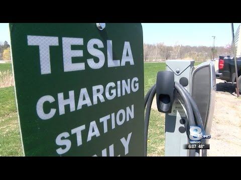 RIT on TV: Electric Vehicle Popularity
