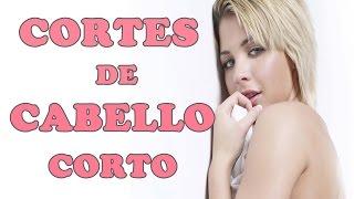 CORTES DE CABELLO CORTO PARA DAMAS