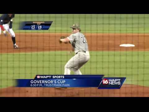 Governor's Cup played at Trustmark Park