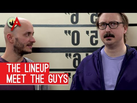 The Lineup - Meet the Guys ft. John Hodgman