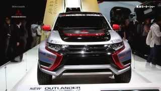 getlinkyoutube.com-東京モーターショー 2015 開幕!三菱・スバル・トヨタ「東4・5・6」