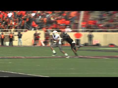 #2 Oklahoma State at Texas Tech - 2011 Cinematic Highlights
