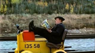 "getlinkyoutube.com-Buster Keaton in ""The Railrodder"" (1965)"