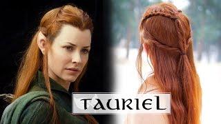 getlinkyoutube.com-The Hobbit Hair Tutorial - Tauriel