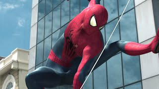getlinkyoutube.com-The AMAZING SPIDER-MAN in Real Life  - Animated Film