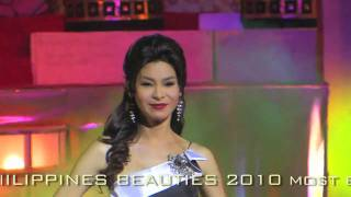 getlinkyoutube.com-MISS AMAZING PHILIPPINES BEAUTY 2010 - TOP 10 (Evening Gown Competition)