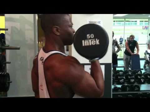 Bulking Routine: Chest, Shoulders, Back & Arms WEEK 2