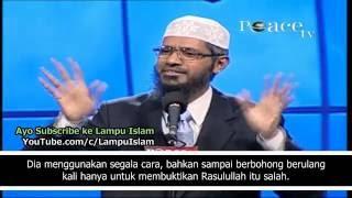 getlinkyoutube.com-Tantangan Al-Qur'an Bagi Mereka yang Ragu | Dr. Zakir Naik