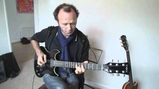 Vox Series 33 Guitars