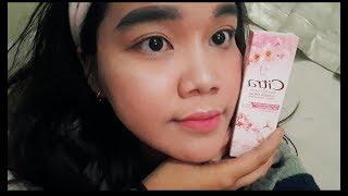 Review Sakura Powder Cream Citra (Bahasa)