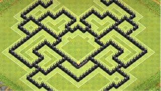Clash of Clans - Th9 Farming Base