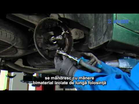 Unior-scule AUTO cleste cablu frana de mana de la SCULEGERO.ro