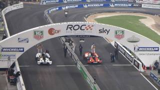 getlinkyoutube.com-Schumacher vs. Vettel - Race of Champions 2010 (HD)