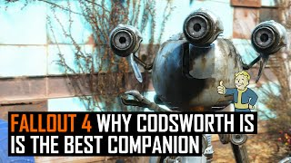 getlinkyoutube.com-Fallout 4 - Why Codsworth is the best companion