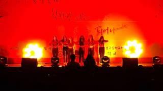 getlinkyoutube.com-순천여고 댄스동아리 딥앤핫 보성고학교축제공연