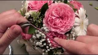 getlinkyoutube.com-Art floral débutant