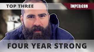 Top Three with Four Year Strong