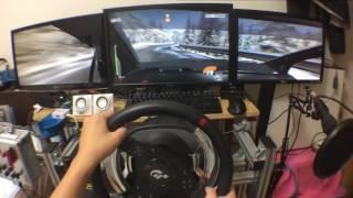 getlinkyoutube.com-【PC版WRC4】MONTE CARLO FrexGP Handb+