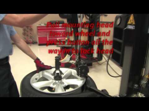 Шиномонтажный станок-робот CENTAUR