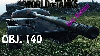 getlinkyoutube.com-WOT EPIC BATTLE -OBJ 140 Carry like a pro