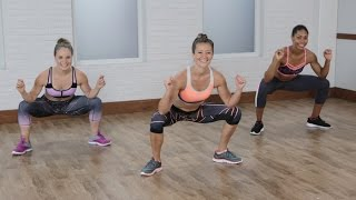getlinkyoutube.com-10-Minute Cardio Jump Workout to Burn Major Calories | Class FitSugar