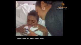 getlinkyoutube.com-2face wife, Annie Delivers Baby Girl