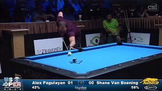 getlinkyoutube.com-2015 US Open 10-Ball: Alex Pagulayan vs Shane Van Boening