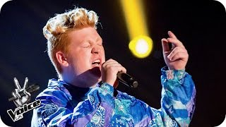 getlinkyoutube.com-Harry Fisher performs 'Let It Go' - The Voice UK 2016: Blind Auditions 2