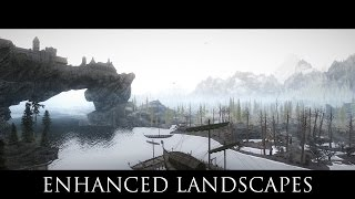 getlinkyoutube.com-TES V - Skyrim Mods: Enhanced Landscapes
