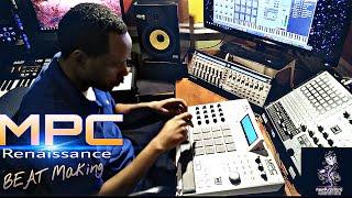 getlinkyoutube.com-MPC Renaissance beat making (Vocal Sample Beat)