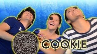 getlinkyoutube.com-Cookie challenge | Reto de la galleta | Reto Polinesio