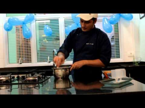 Cozinha 100 Noção - Docinhos de Copinho (Brigadeiro / Beijinho / Bicho de Pé)