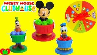getlinkyoutube.com-Mickey Mouse Clubhouse Hi Ho Cherry O Game