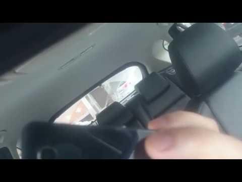 Работа омывателя заднего стекла Mazda CX-5 после установки обратного клапана