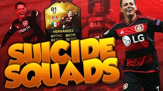 getlinkyoutube.com-HOW THE F*CK IS THAT A RED CARD??? - IF HERNANDEZ SUICIDE SQUADS - FIFA 16 ULTIMATE TEAM
