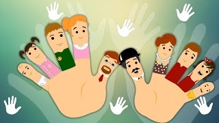 getlinkyoutube.com-Daddy Finger Family and more Popular Nursery Rhymes Collection for Kids