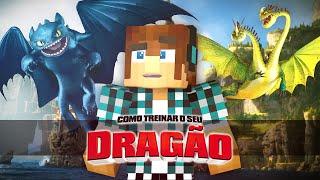 getlinkyoutube.com-Minecraft Mod: Como Treinar Seu Dragão Mod No Minecraft !! ( Banguela,Terror Terrivel)