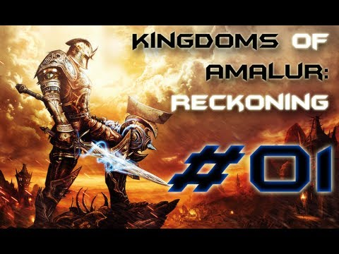 Kingdoms of Amalur: Reckoning Gameplay