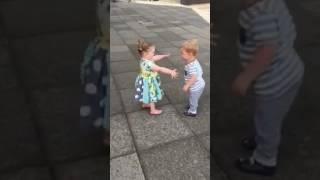 Little Kids Kiss & Giggle